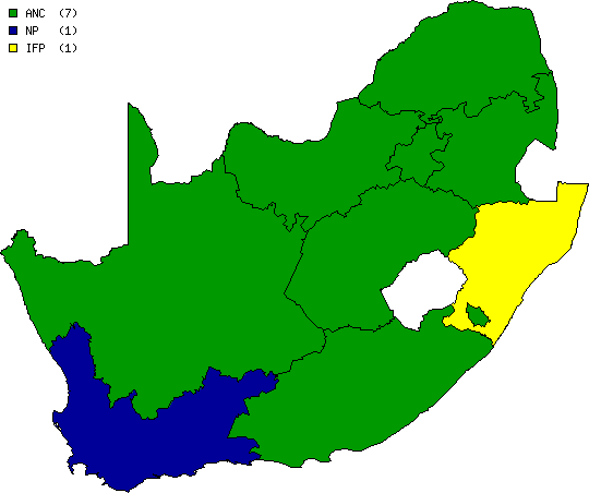 Election Resources on the Internet: Republic of South Africa April