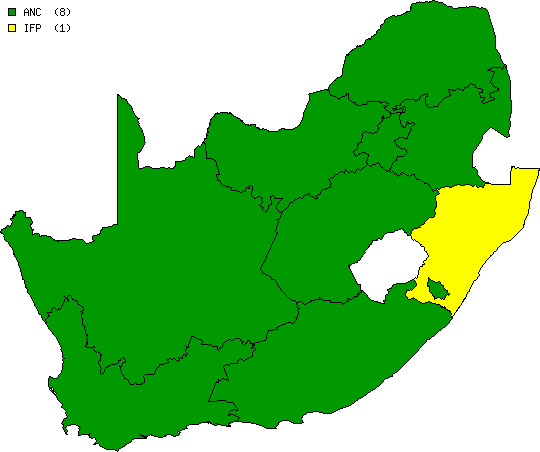 Election Resources on the Internet: Republic of South Africa